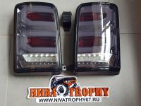 Фонари 2121*, Lada 4х4 Urban светодиодные серые
