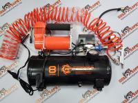 Компрессор Агрессор AGR-8LT (8 атм-35л/мин 480 ватт ресивер 8л.)
