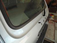 Уплотнитель заднего стекла Lada 4x4 Urban н/о